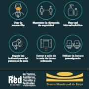 _Medidas Covid-10 Teatro Ecija