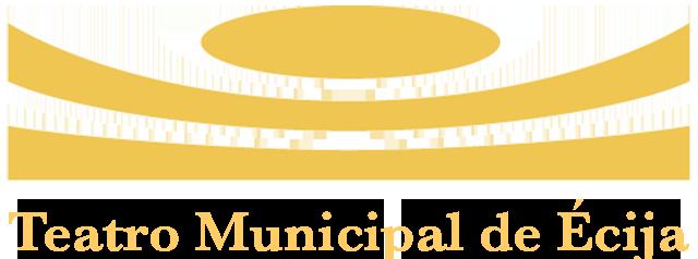 Logo Teatro Municipal de Ecija