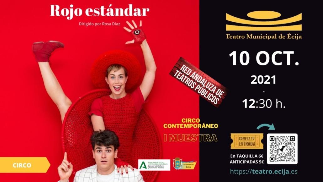 Circo ROJO ESTANDAR - Lanordika