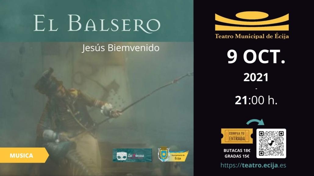 EL BALSERO - Jesus Bienvenido