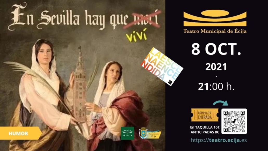 EN SEVILLA HAY QUE VIVI - La Pava